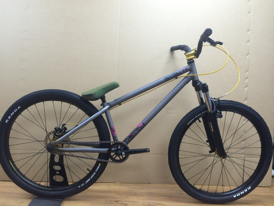 NS Bikes Metropolis 3 2016 - Dirt/Jump Bike
