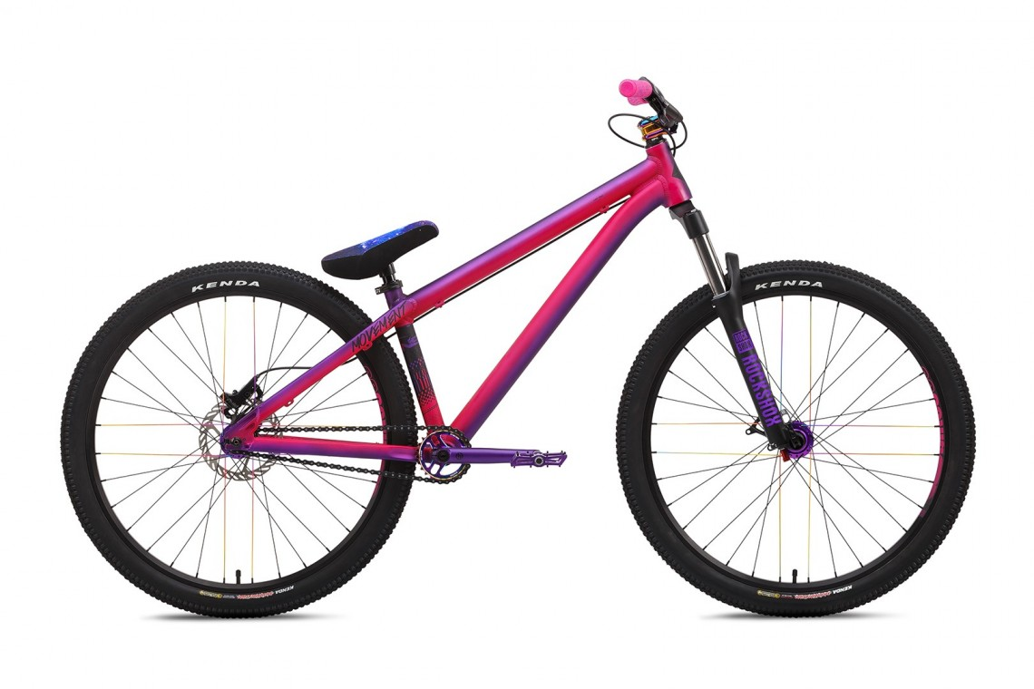 Ns Bikes Movement 1 2016 Dirt And Jump Bike Bmx Bike