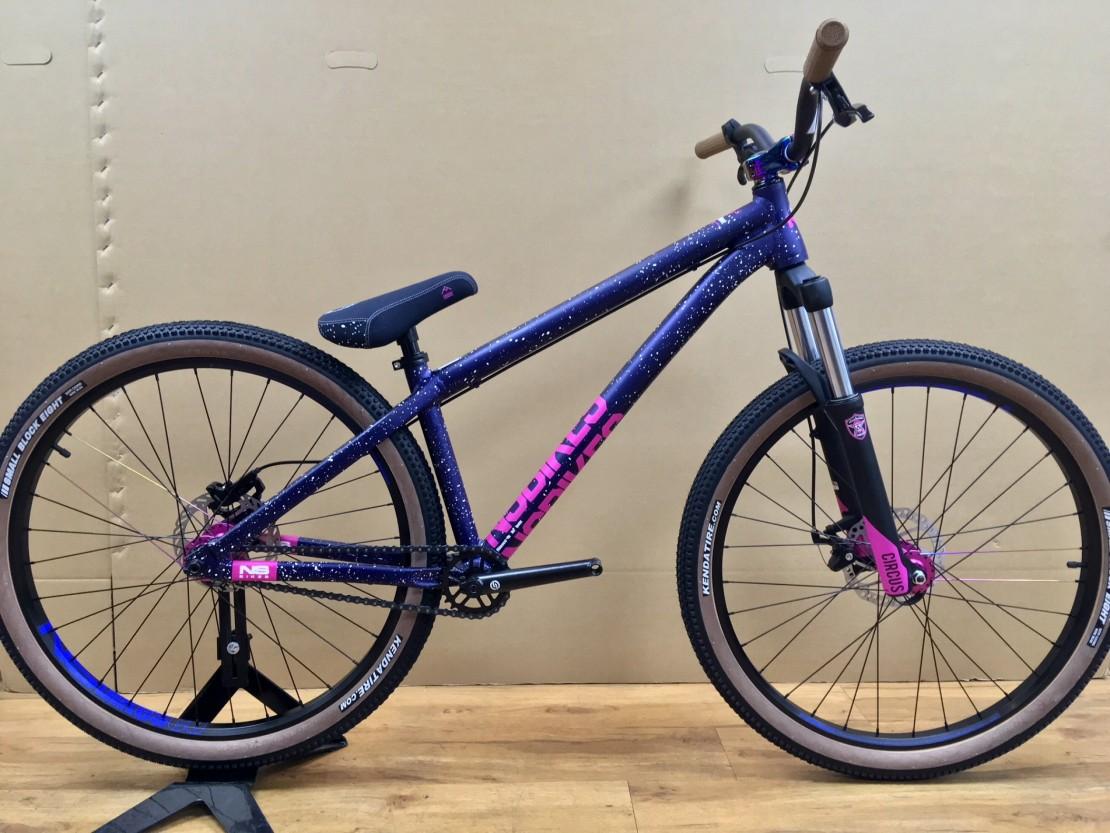 NS Bikes Movement 2 2018 - Jump Bike