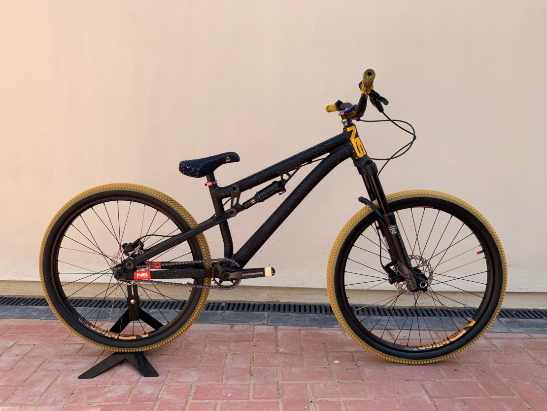 NS Bikes Slope Soda - Full suspeion Bike 2019 Full Suspension Mountain Bike (click to zoom)