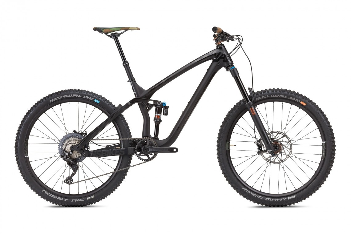 Snabb 2 160 2018 - Full Suspension Bike