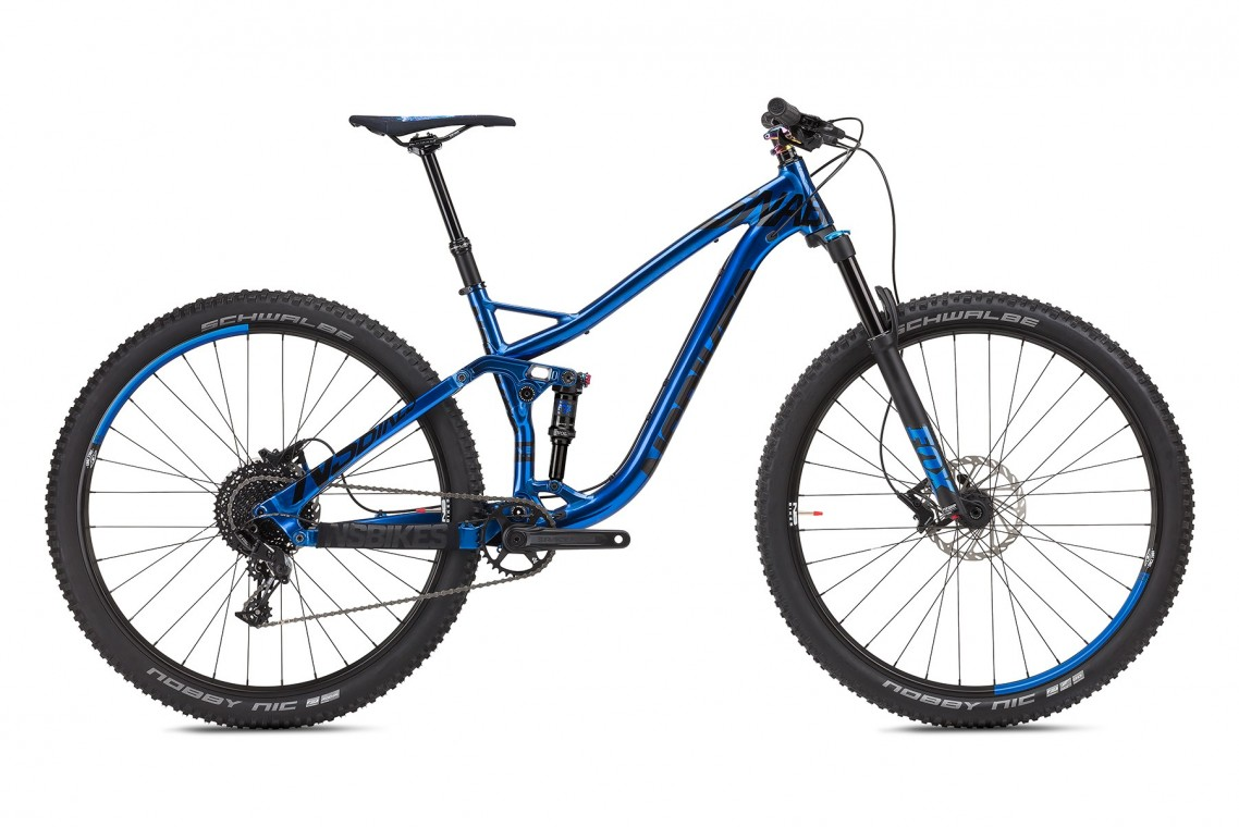 NS Snabb Plus2 130 BIKE 2018 - Full Suspension Bike