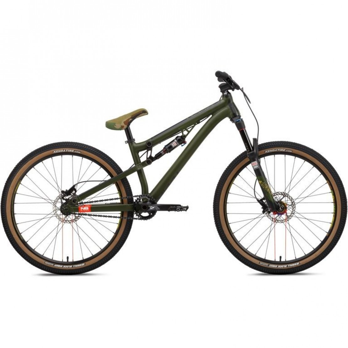 Soda Slope 26 2016 - Freeride Bike
