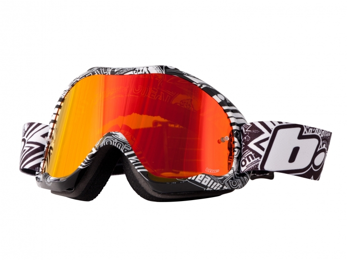 B1 Mirror Goggle Patch 2013