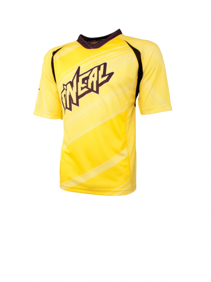 Helter Skelter yellow jersey 2013