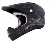 ONeal Backflip Fidlock DH Helmet Evo Accessories