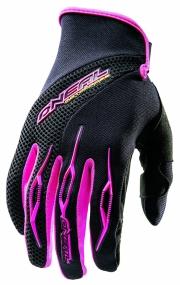 ONeal Element Girls pink Glove