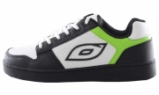 ONeal Trigger Flat Pedal Green Shoe