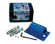 Oxford Brute Force Ground Anchor Locks - Wall Anchors