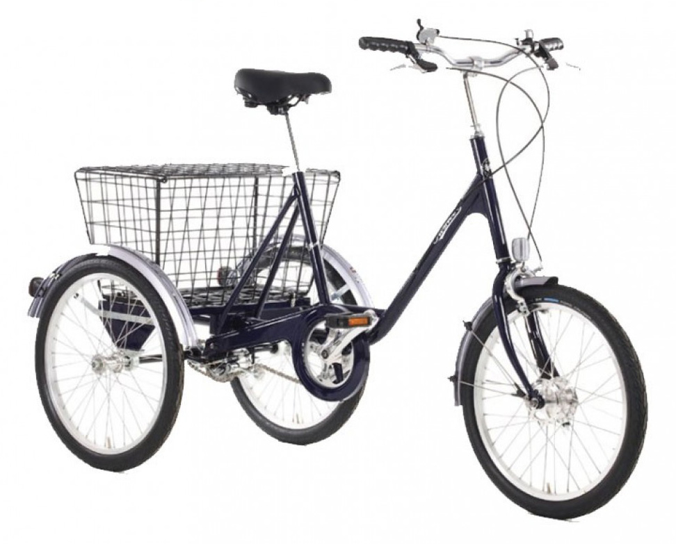 Pashley Bikes Picador - Tricycle 2019 Heritage Traditional