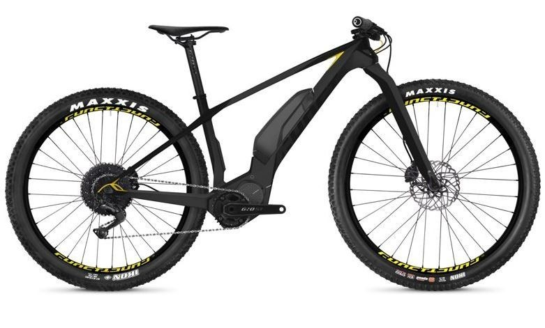 GHOST Hybride Lector SX5.7+ LC - 2019 Electric Bike