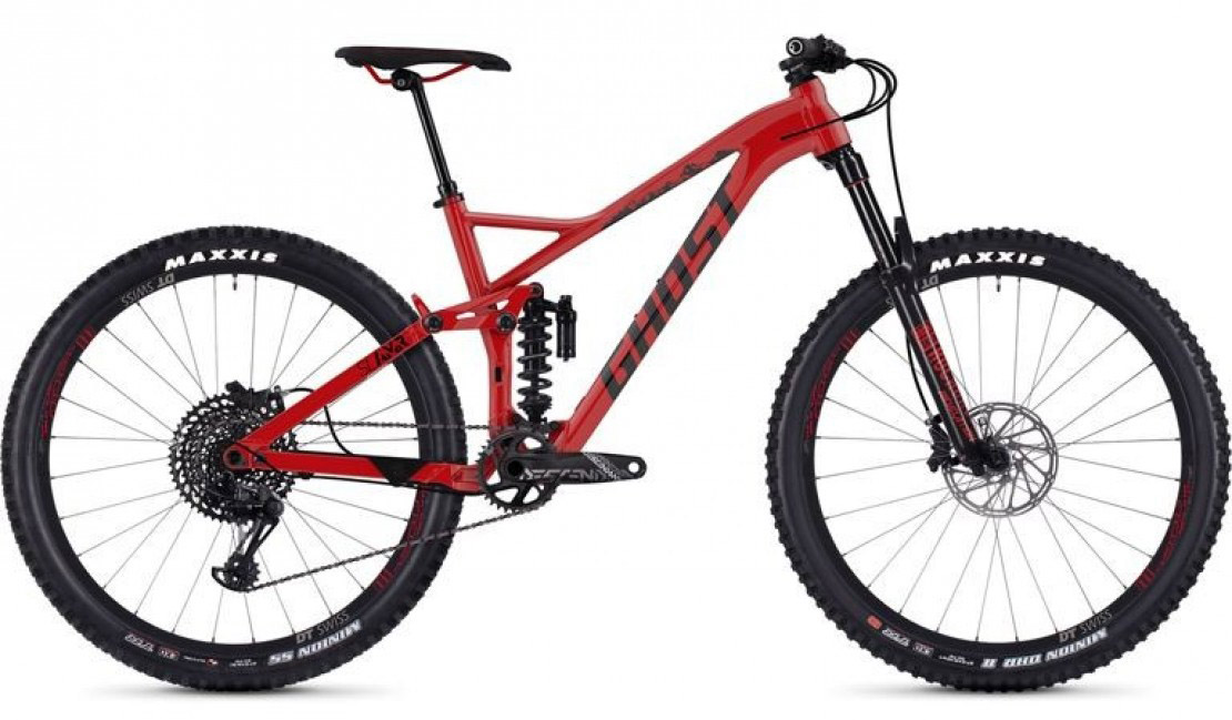 GHOST SL AMR 6.7 - Bike 2019 Full Suspension Mountain Bike