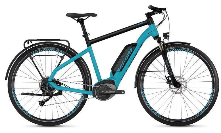 Square Trekking B1.8 2019 - Electric Bike