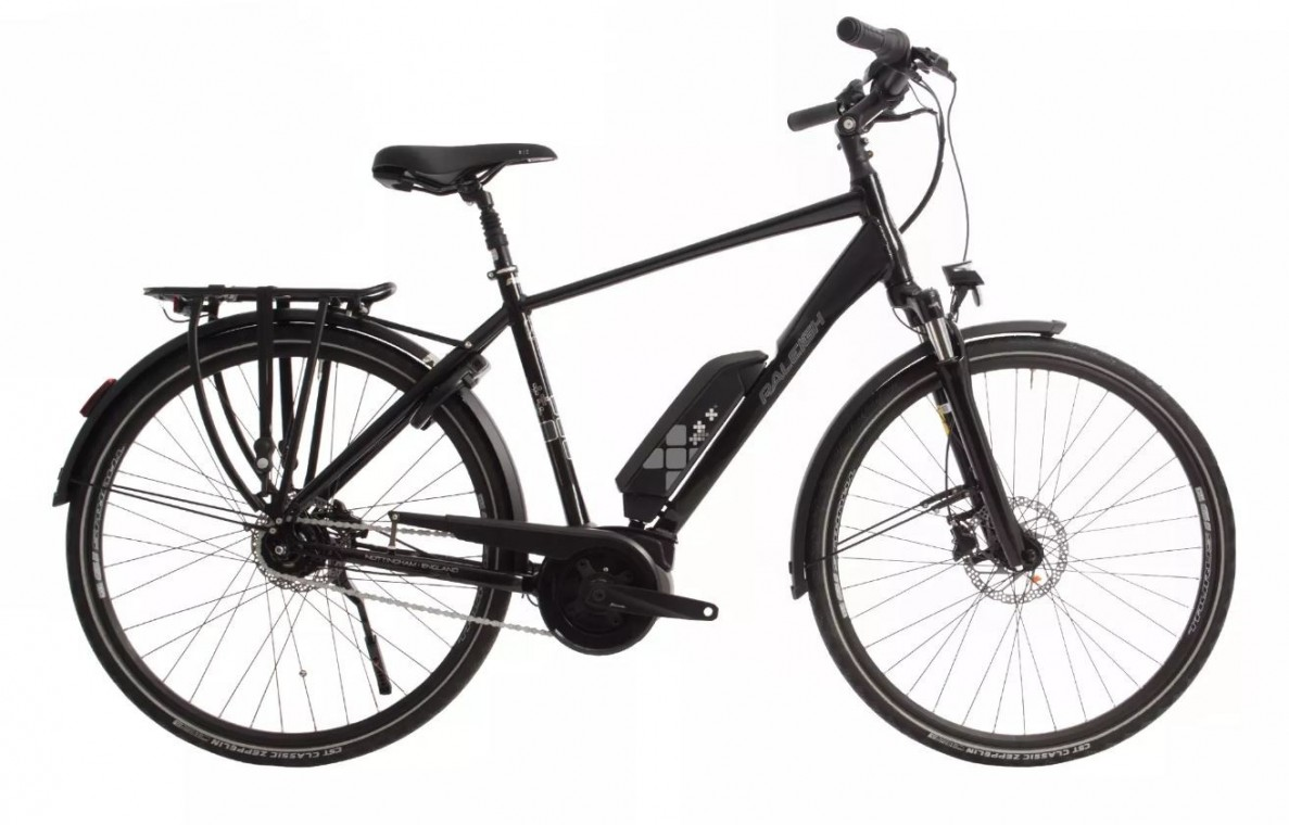 Raleigh Motus Tour Crossbar - Electric Bike 2019