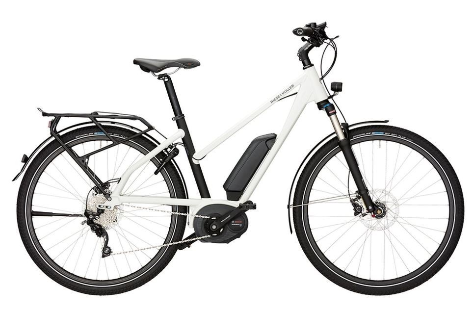 Charger Mixte touring 2019 - Electric Bike