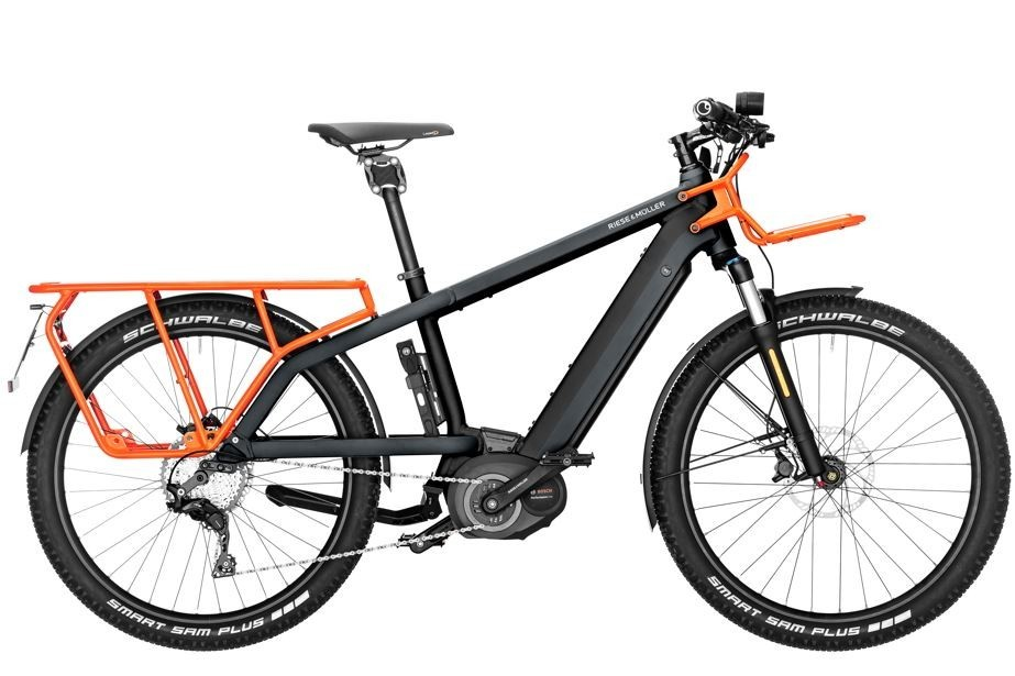Multicharger GX Touring 2019 - Electric Bike