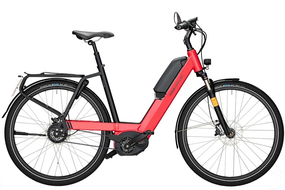 Nevo Vario Nuvinci HS 2019 - Electric Bike