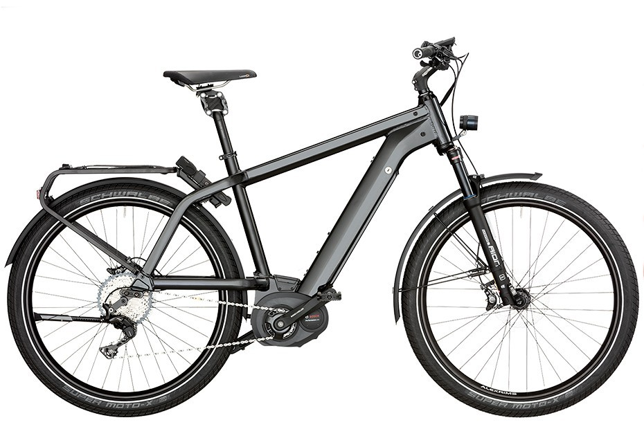 New Charger nuvinci HS 2019 - Electric Bike