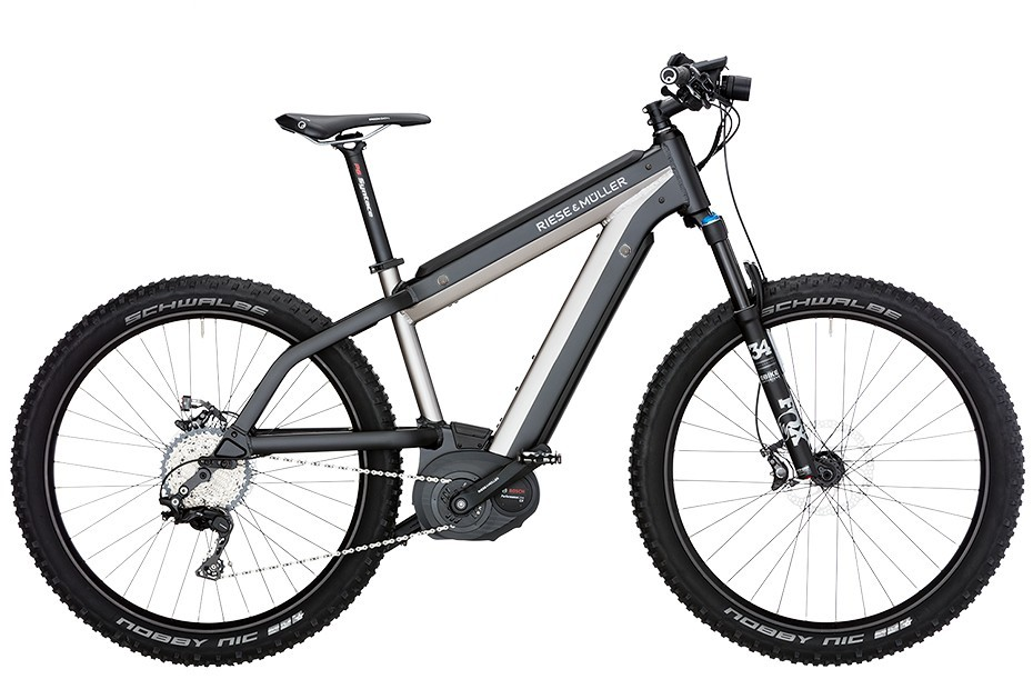 Supercharger Mountain 2019 - Electric Bike