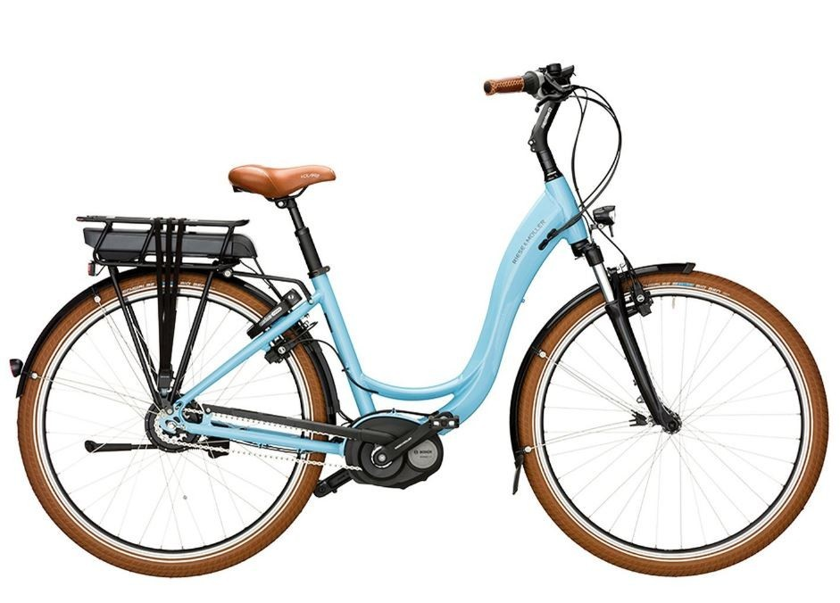 Swing Vario nuvinci  2019 - low step Electric Bike