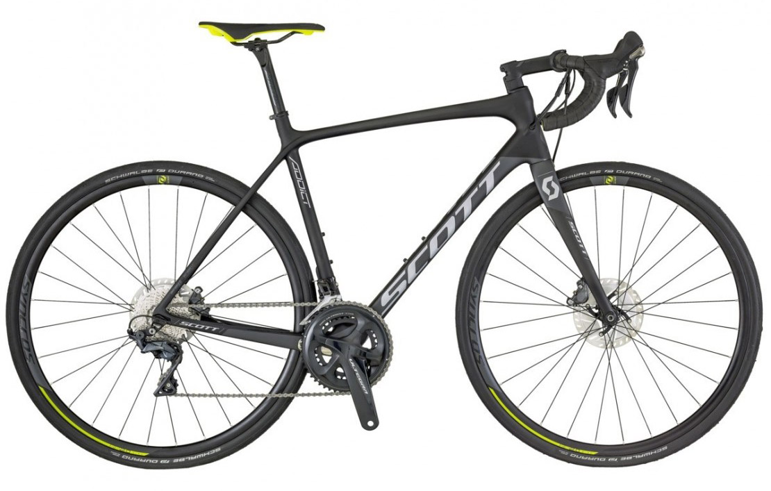 Addict 10 disc 2018 - Carbon Road Bike