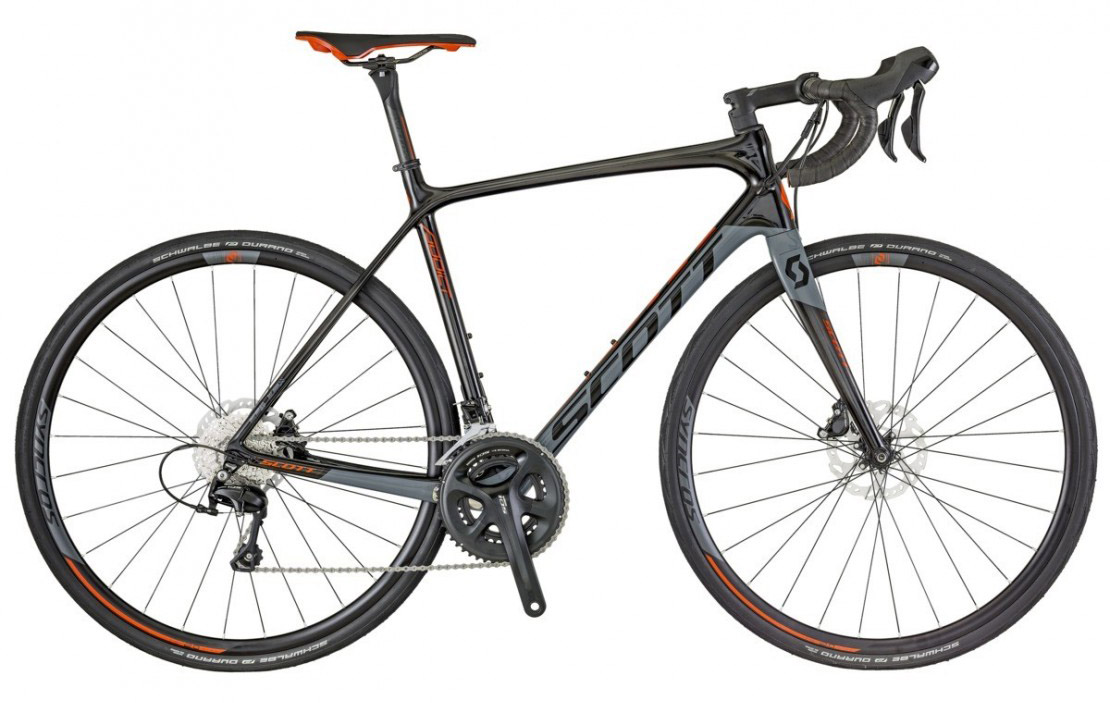 Addict 20 disc 2018 - Carbon Road Bike