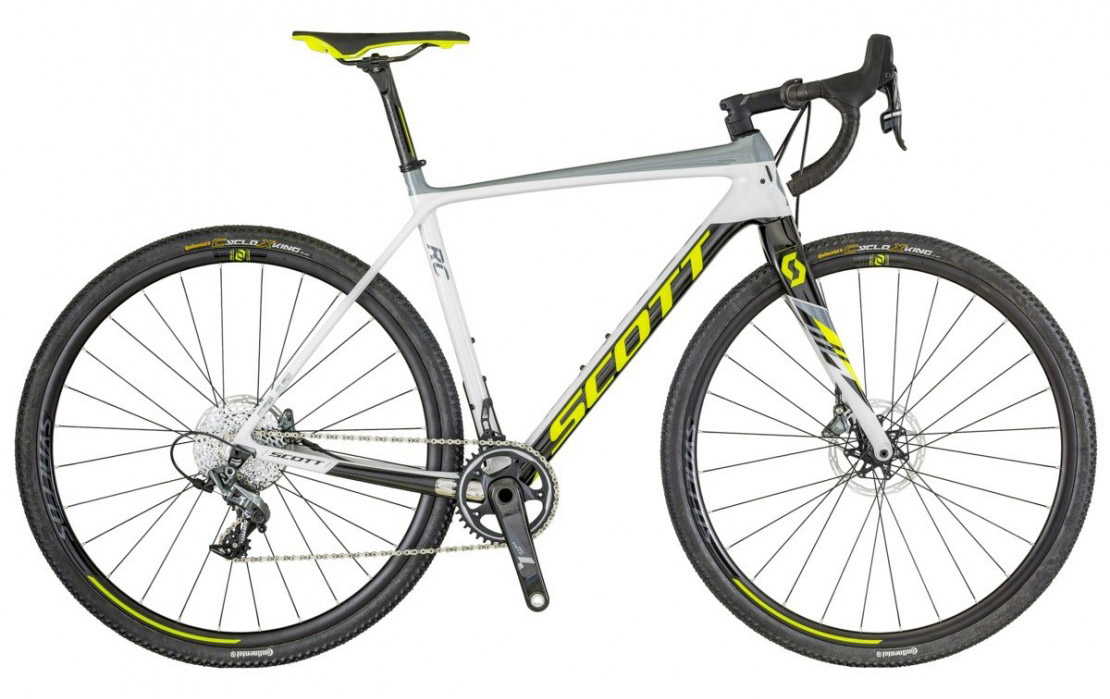 Addict CX RC disc 2018 - Carbon Road Bike