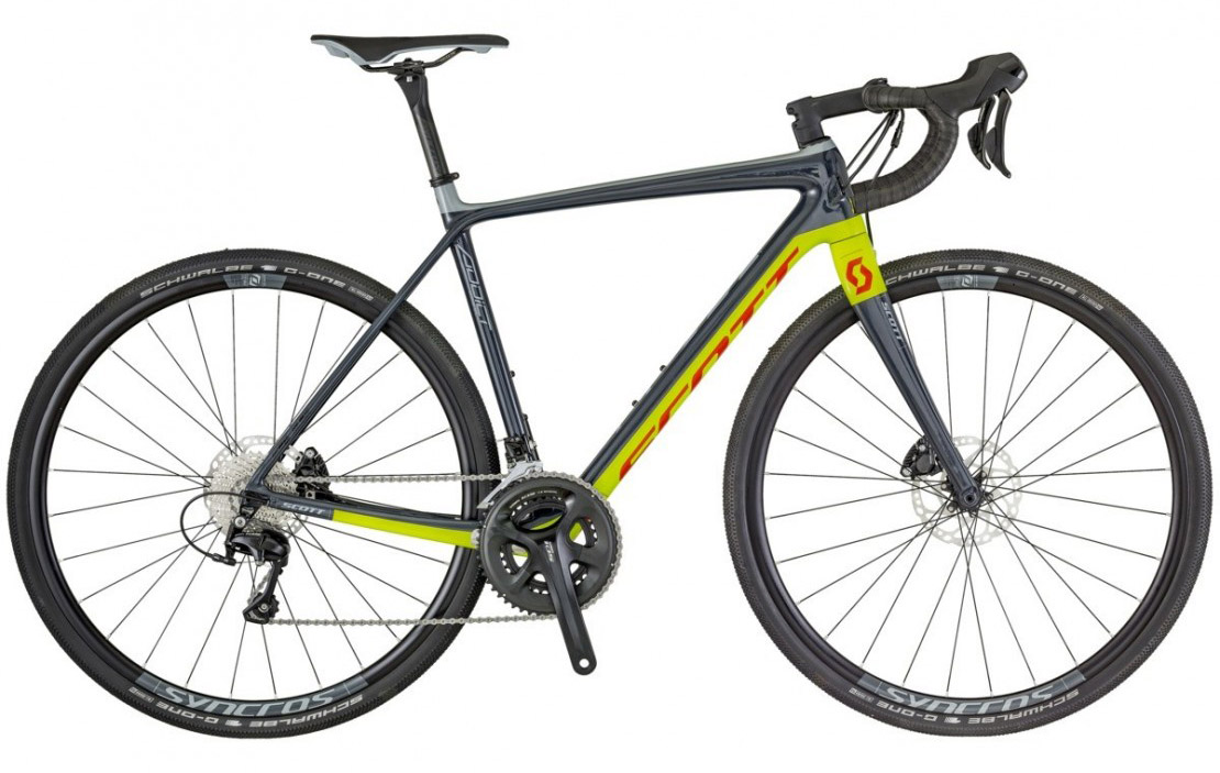 Addict Gravel 30 disc 2018 - Carbon Road Bike