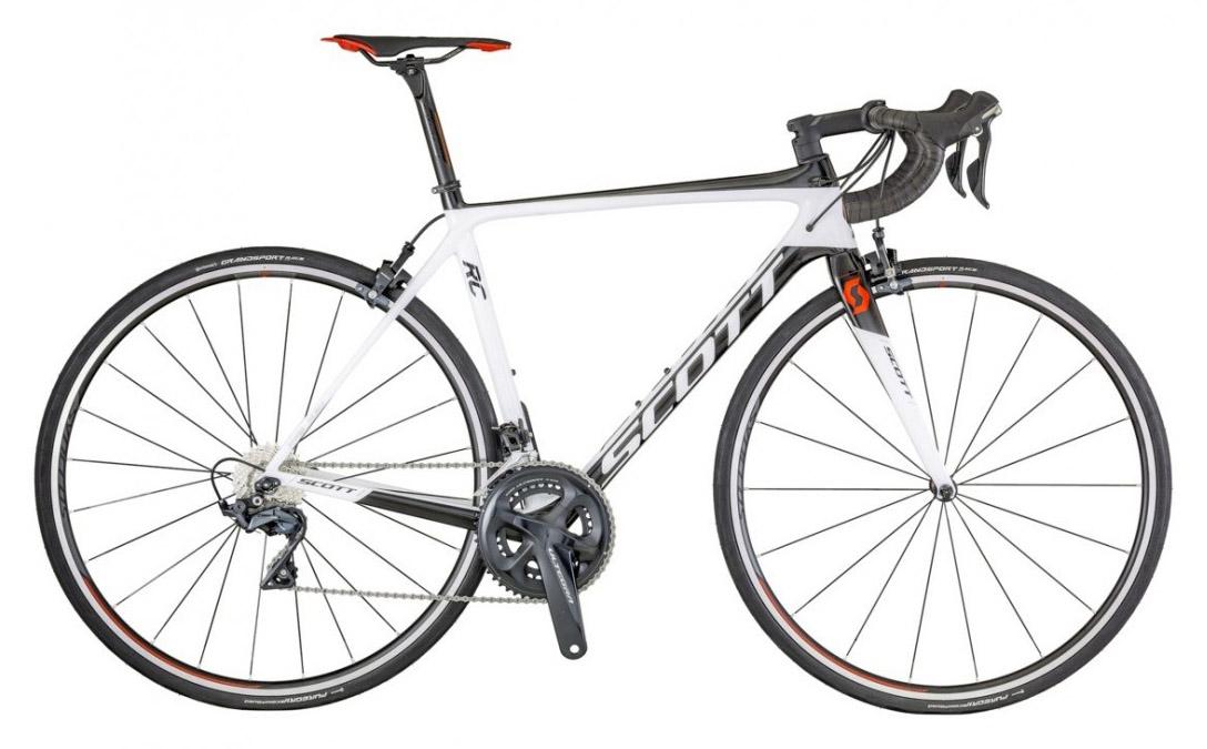 a85acf3ee0a Scott Addict RC 20 2018 - Carbon Road Bike