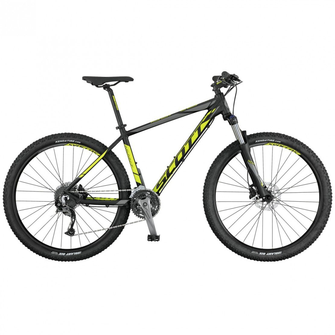 Aspect 740 2017 - Hardtail Mountain Bike