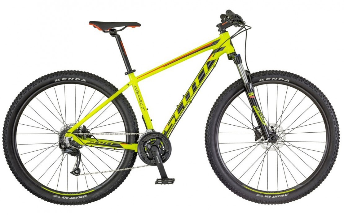Aspect 750 2018 - 27.5 Hardtail Mountain Bike