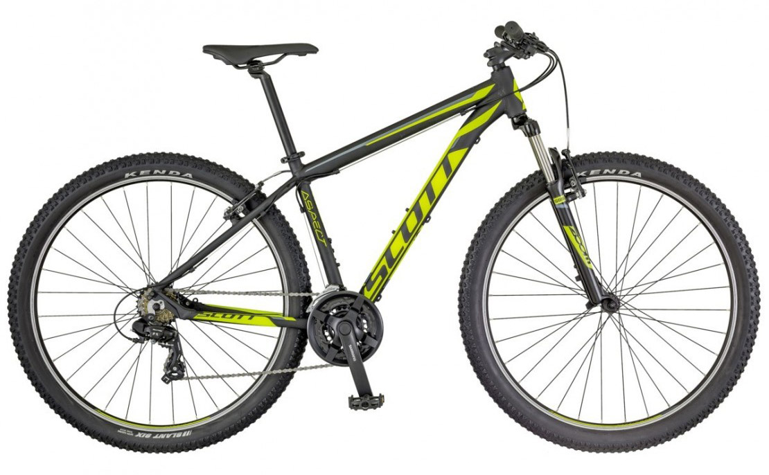Aspect 780 2018 - 27.5 Hardtail Mountain Bike