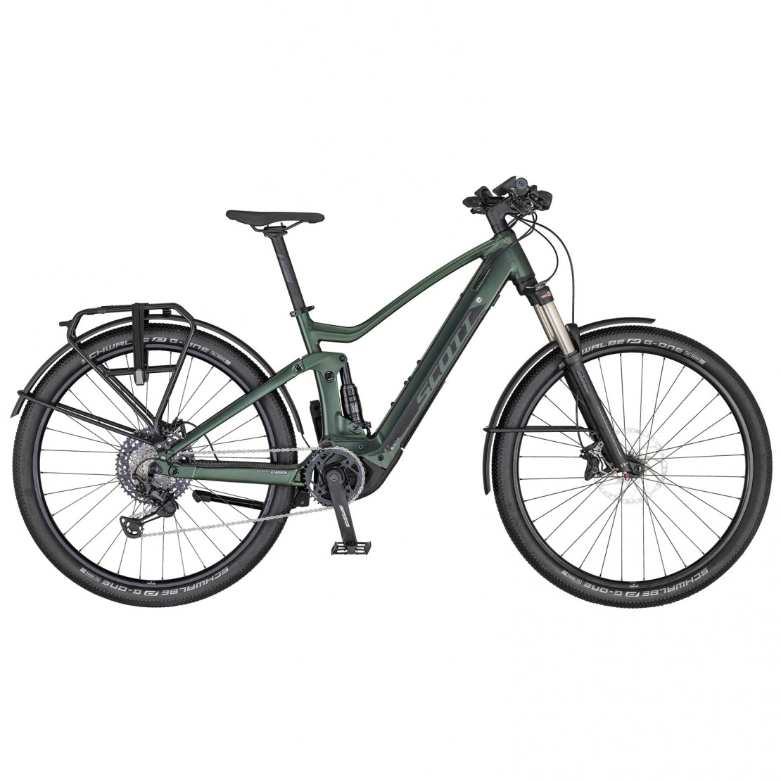 Scott Axis eRide Evo 2020 - Electric Bike