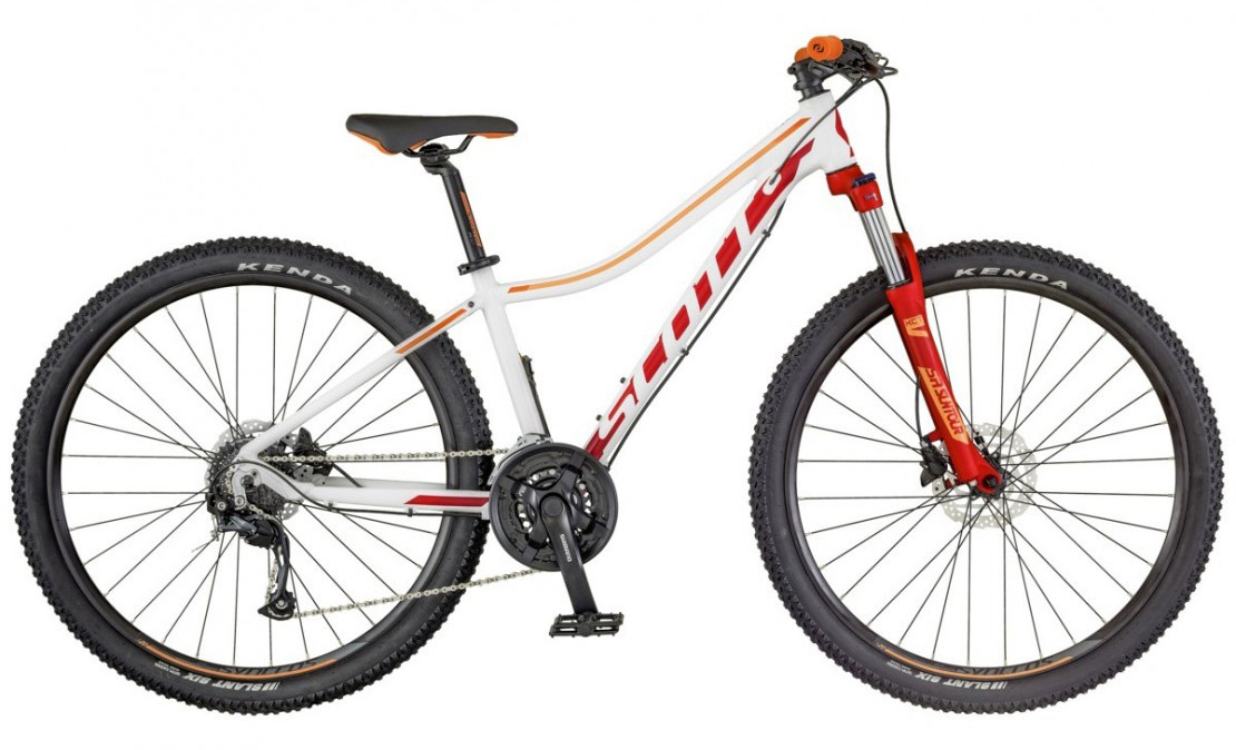 Contessa 720 white-peach 2018 Mountain Bike Ladies