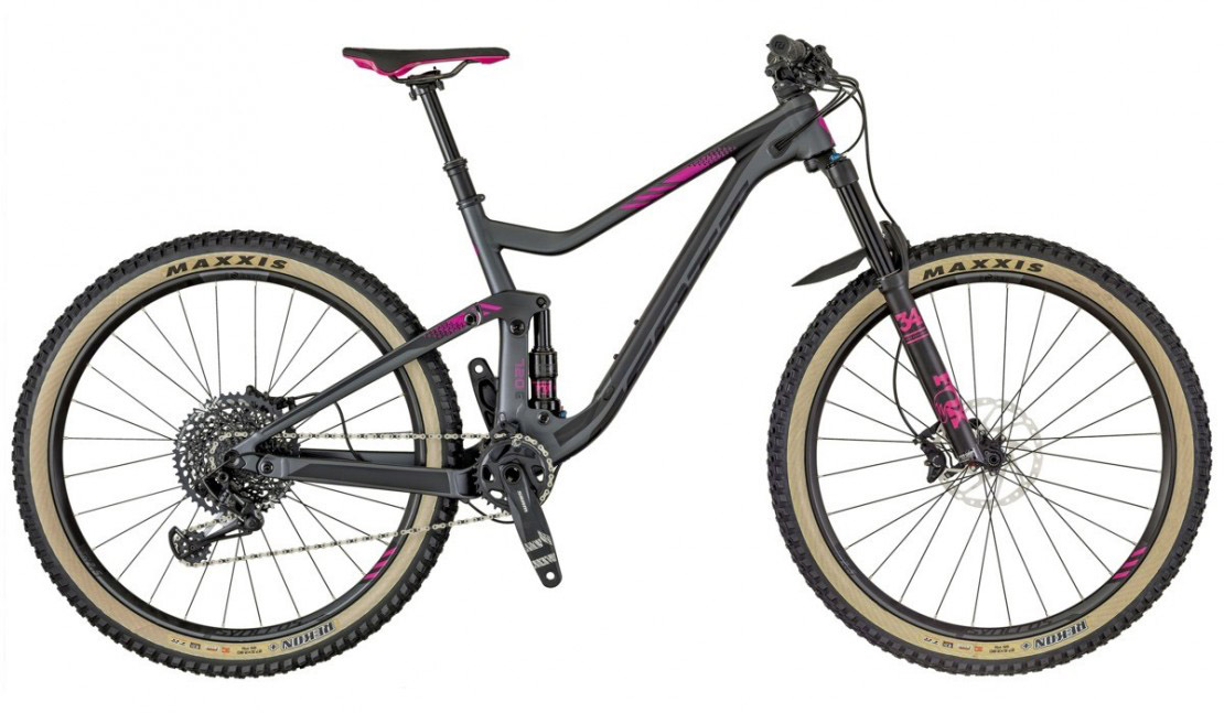 Contessa Genius 720 2018 - Full Suspension Mountain Bike
