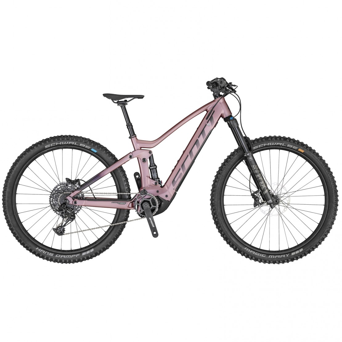 Scott Contessa Genius eRide 910 2020 - Ladies Electric Bike