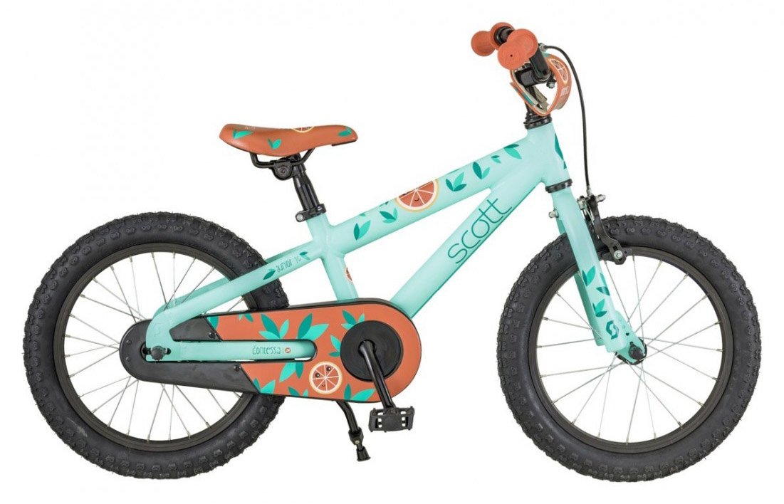 Scott Contessa JR 16 2018 - Girls 16inch Kids Bike
