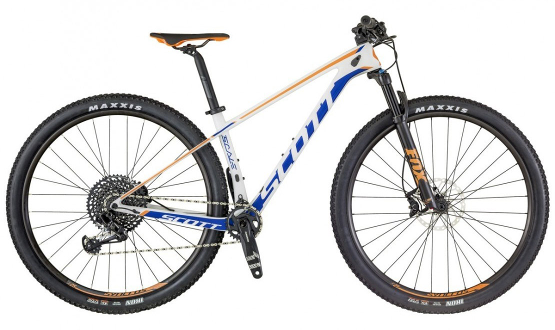 Contessa Scale 900 2018 - Hardtail Mountain Bikes
