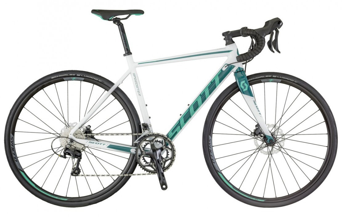 Contessa Speedster 15 disc 2018 - Road Bike