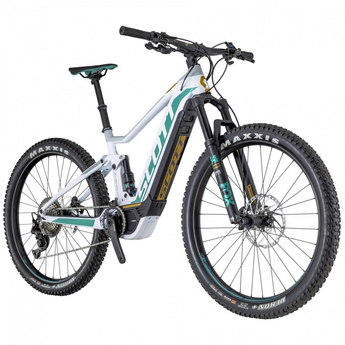 c28ca97748b Scott E-Contessa Spark 710 2018 - Electric Bike