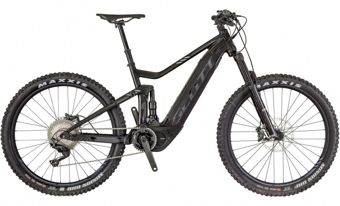Scott E-GENIUS 710 2018 - Full Suspension Electric Bike