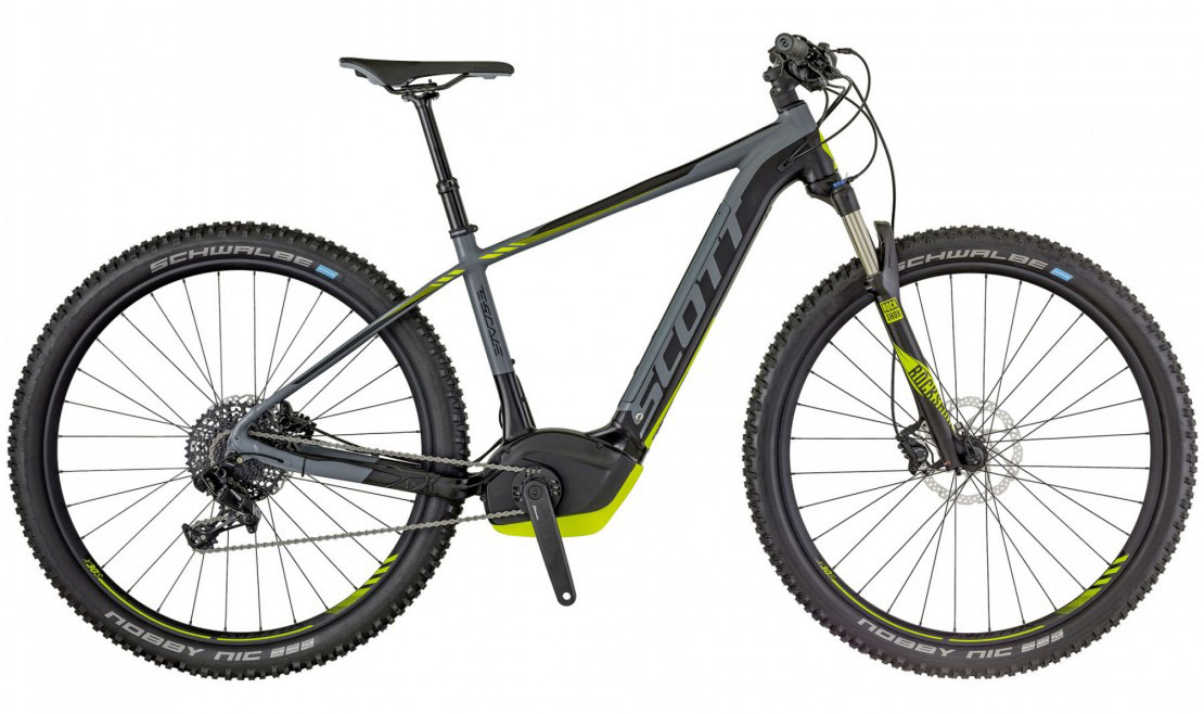 E-Scale 920, 2018 electric bike