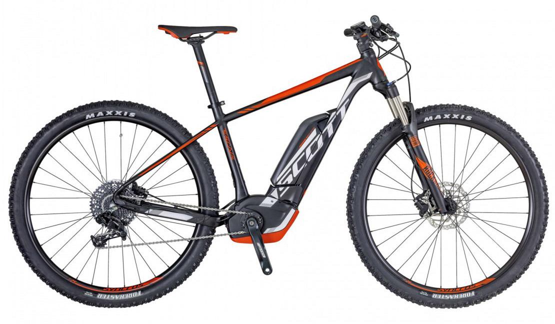 Scott E Scale 930 2018 Electric Bike