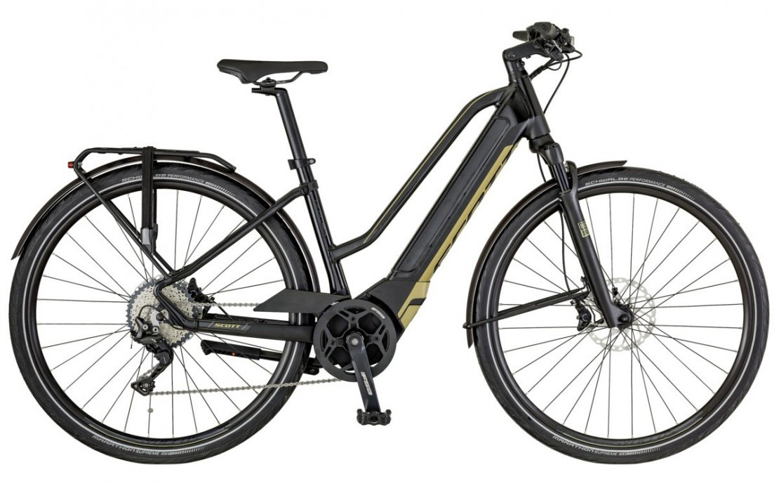 Scott E-Silence 10 Lady 2018 Electric Bike