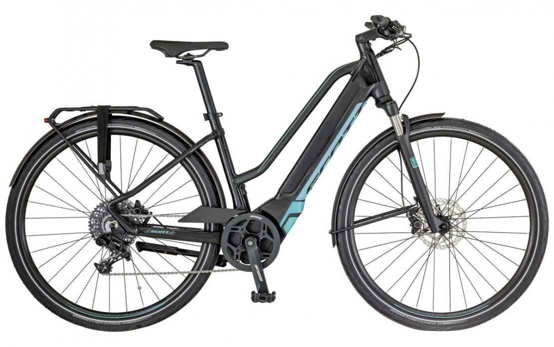 E-Silence 20 Lady, 2018 electric bike