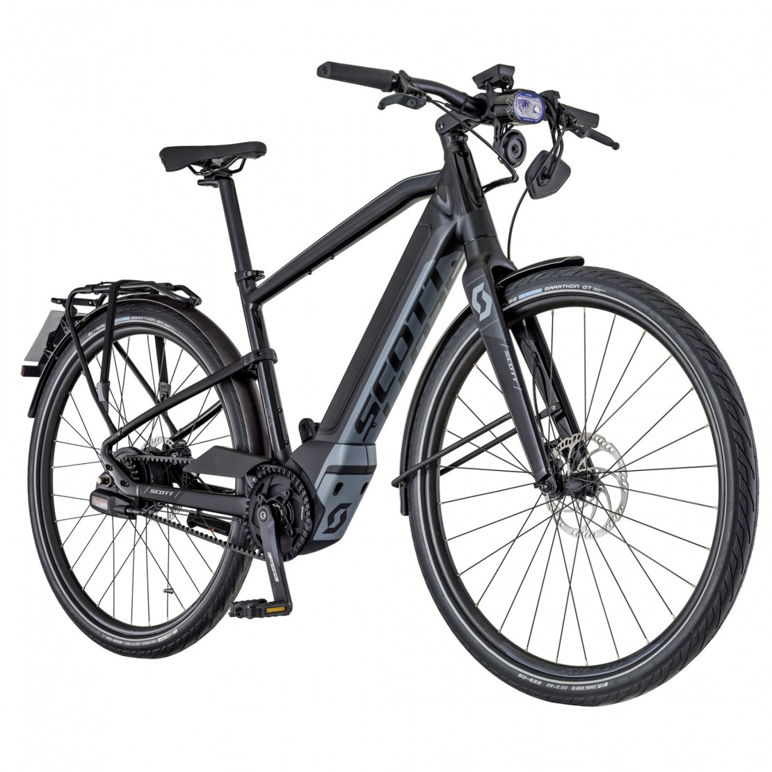Scott E-Silence Speed 10, 2018 electric bike