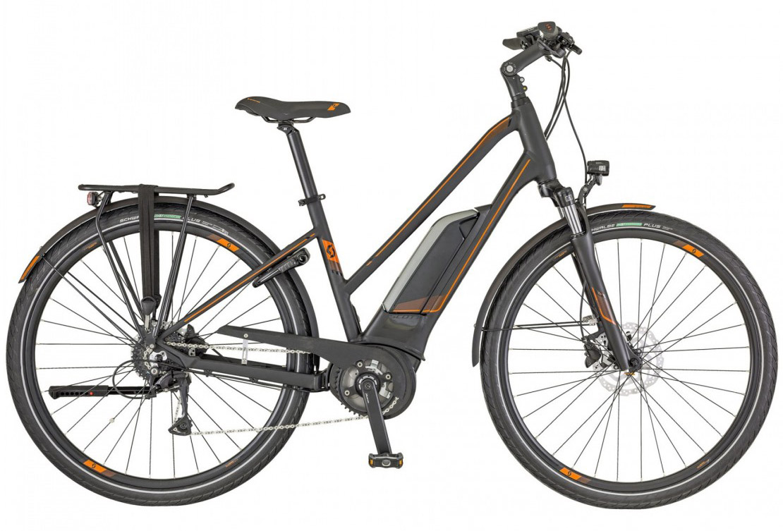 Scott E-Sub Active Lady 2018 Electric Bike