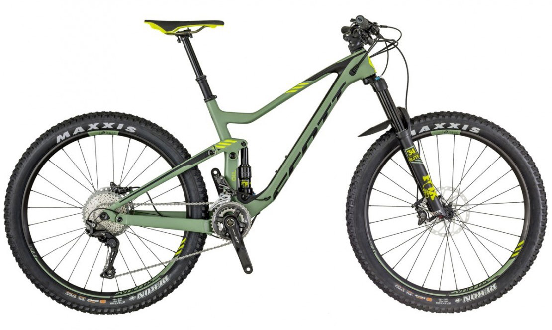 Genius 710 2018 - Full Suspension Mountain Bike
