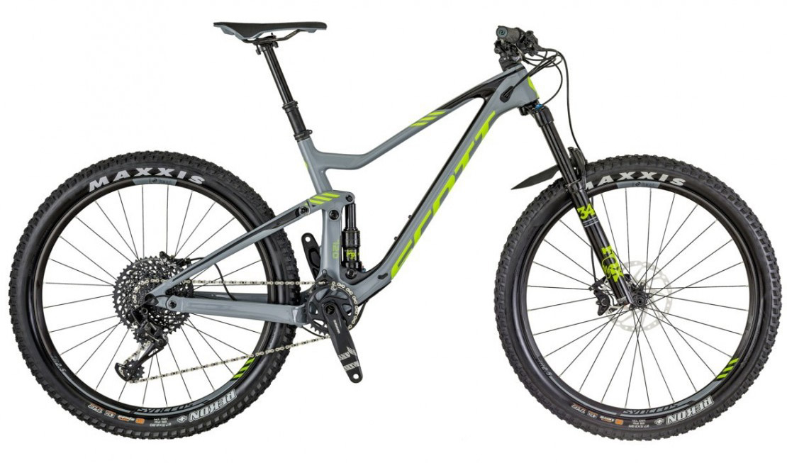 Genius 720 2018 - Full Suspension Mountain Bike