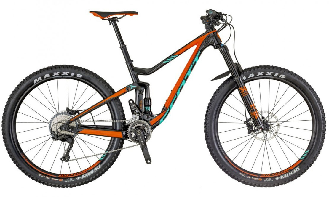 Genius 730 2018 - Full Suspension Mountain Bike